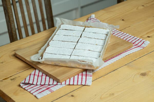 Millionaire Shortbread Tray Bake